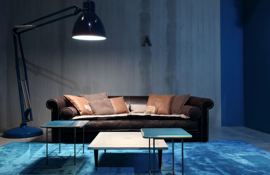Baxter Alfred special edition sofa