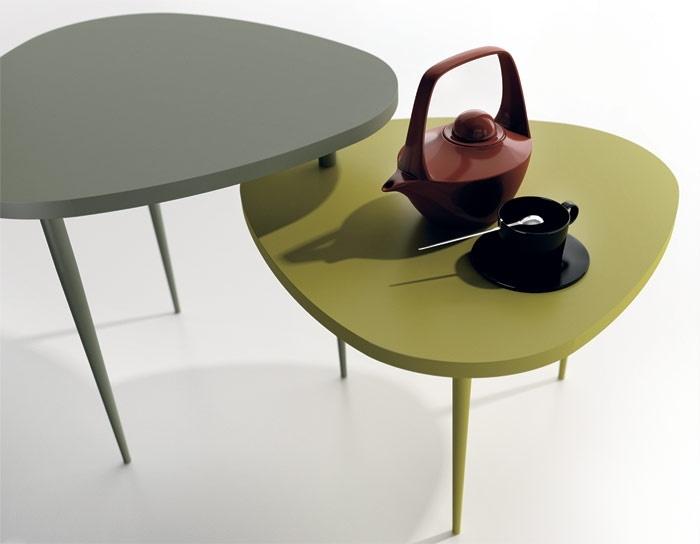 Caccaro Bikini side table