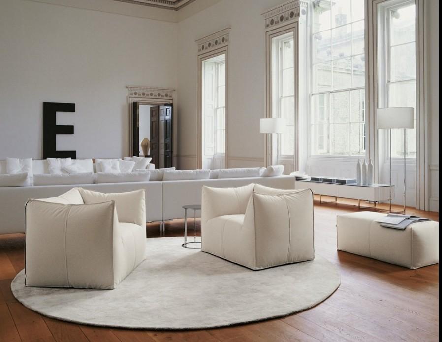 B&B Italia Bambola armchair
