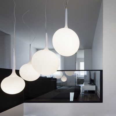 Artemide Castore lamp