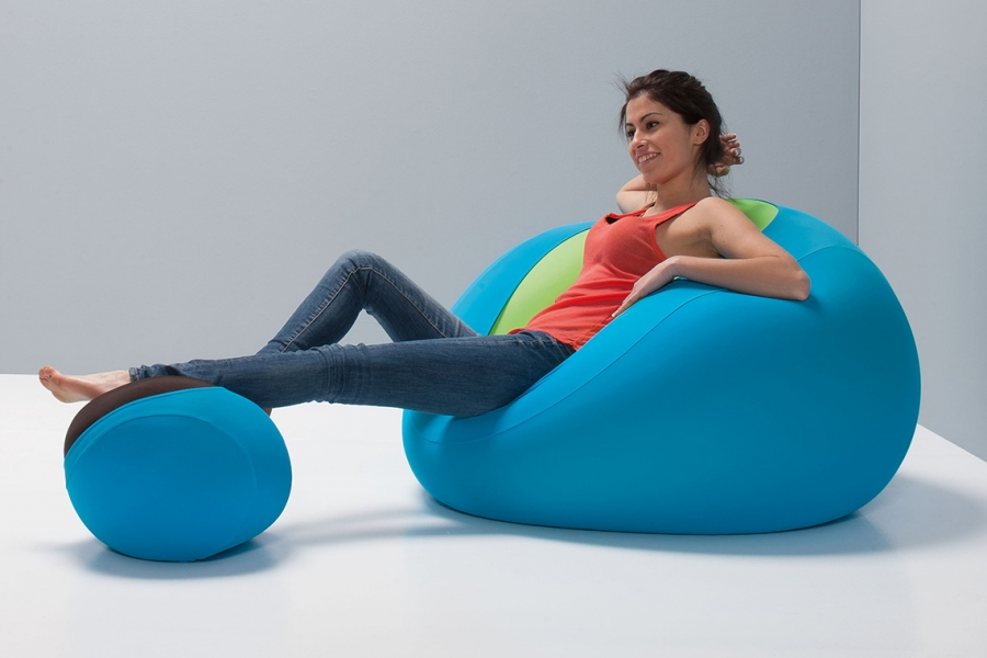 Sedit pouf Sphere