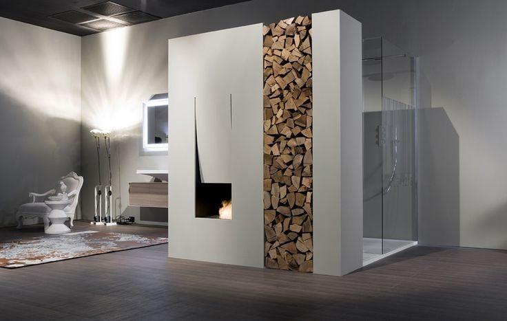 Antonio Lupi Canto del fuoco chimney