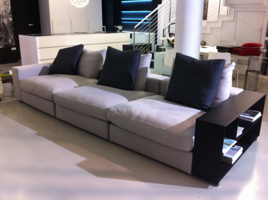 Flexform divano Groundpiece