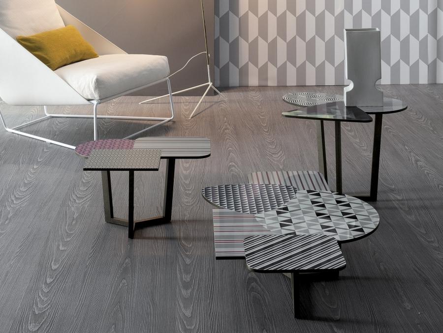 Bonaldo Doppler coffee table