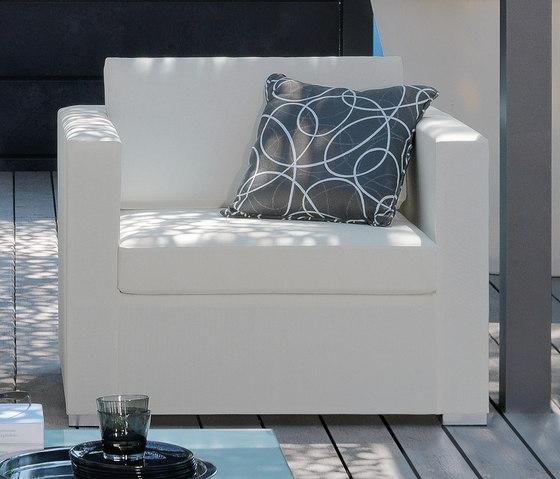 Talenti armchair XL Touch Living