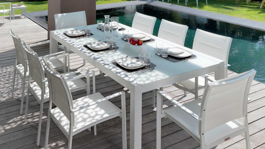 Talenti Touch extending dining table 220/330