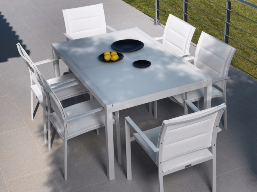 Talenti Touch extending dining table 150/225