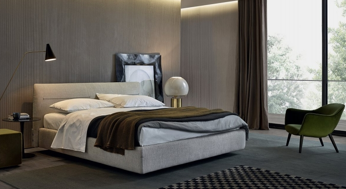 Poliform Jacqueline bed