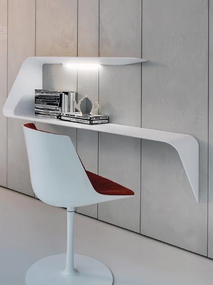 MDF Italia Mamba shelf / wall-mounted desk