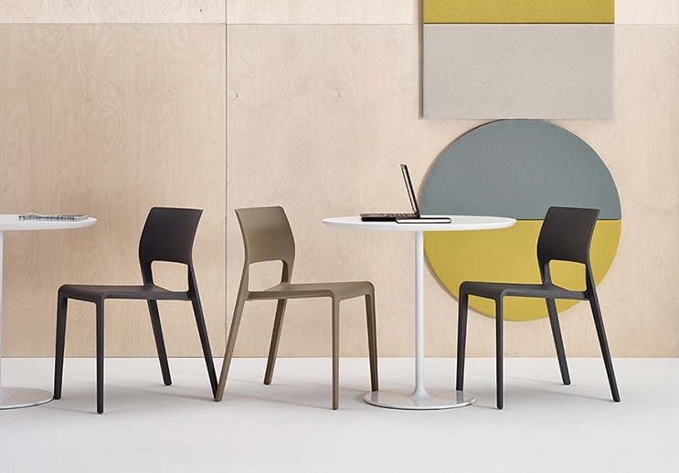 Arper Juno chair