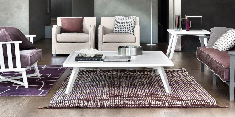 Gervasoni Tavolino  Gray 54 / 55 / 56 /57
