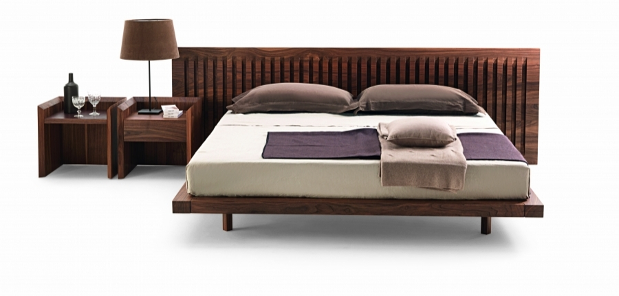 Riva 1920 Soft Wood Bed