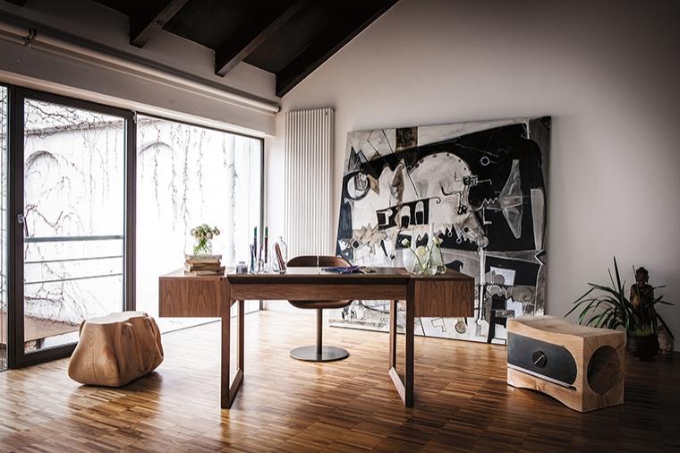 Riva 1920 ElleEcrit Writing Desk