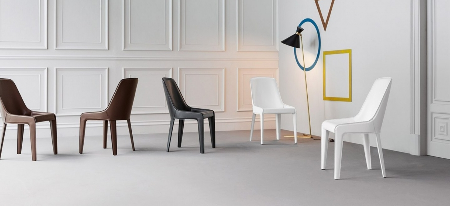 Bonaldo Lamina chair