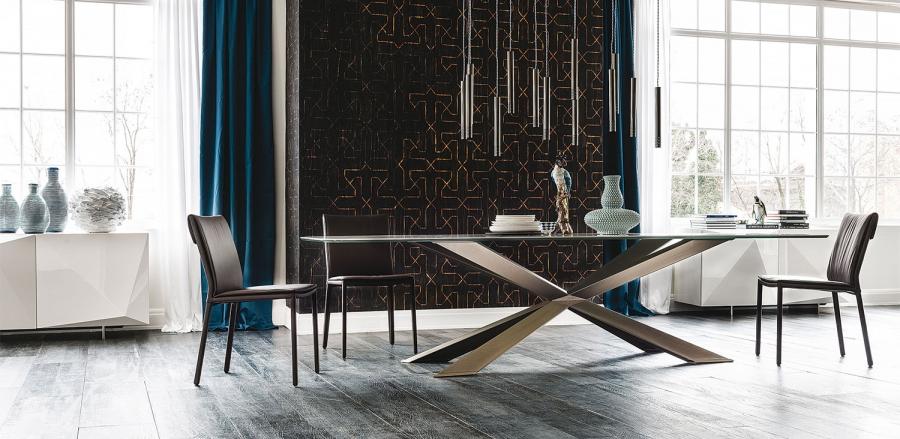 Cattelan Italia Spyder Keramik Table