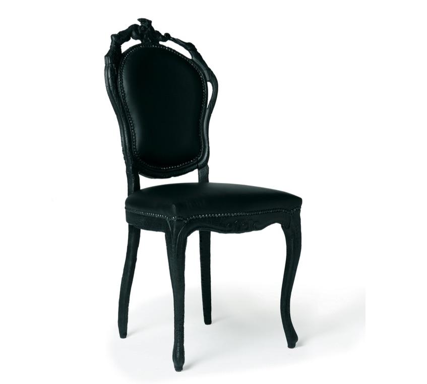 Moooi Smoke dining chair