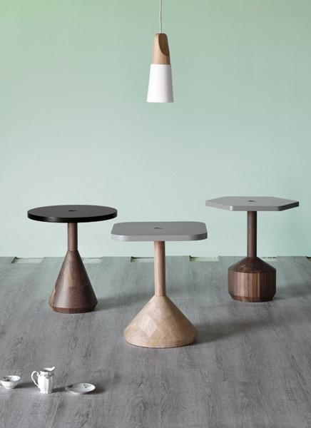 Miniforms Tavolino Pezzo