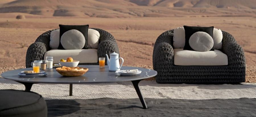 Manutti Torsa Coffee Table