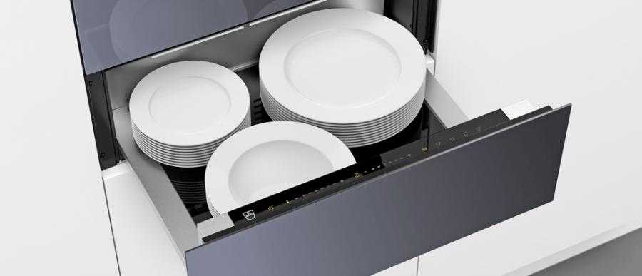 V -ZUG Warming drawers