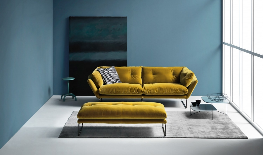 Saba Italia New York Suite Sofa