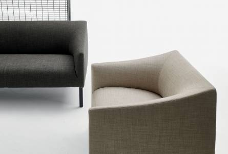 B&B Italia Bankside Armchair