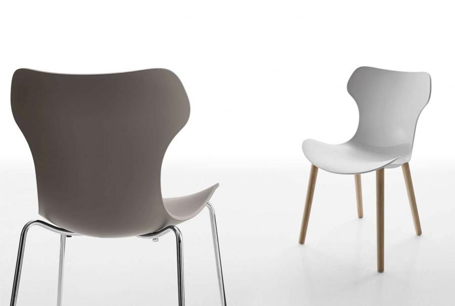 B&B Italia Papilio Shell Chair