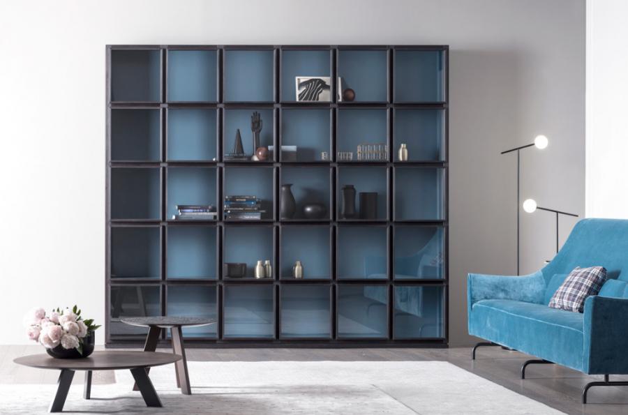 Capo d'opera Concept bookcase / Wood