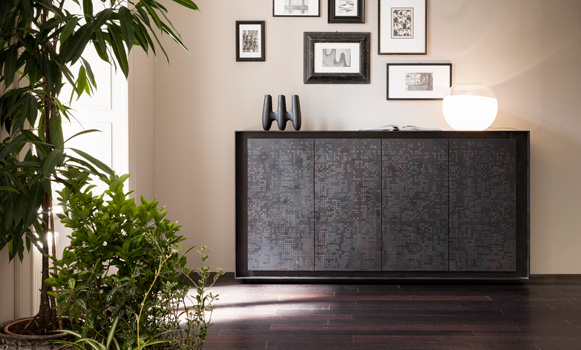 Capo d'Opera Privacy Sideboard