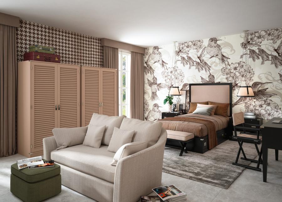 Caroti Teen Girl/Teen Boy Bedroom