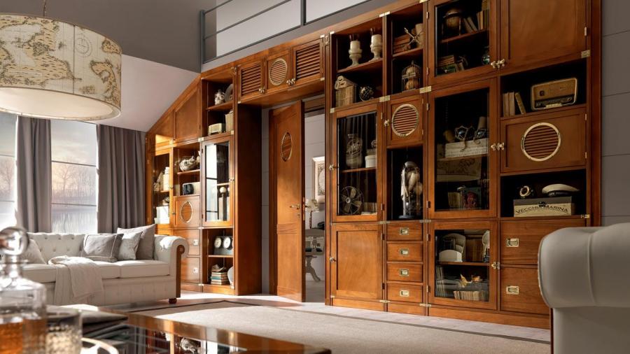Caroti Wall Bookshelves