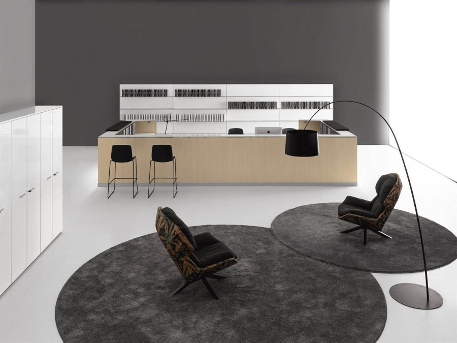 DVO RECEPTION FURNITURE DV703 QUBO