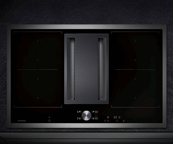 Gaggenau Cooktop and Downdraft Ventilation (Series Vario 200)