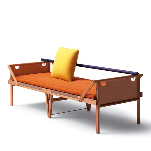 Campeggi Ospite Sofa-Bed