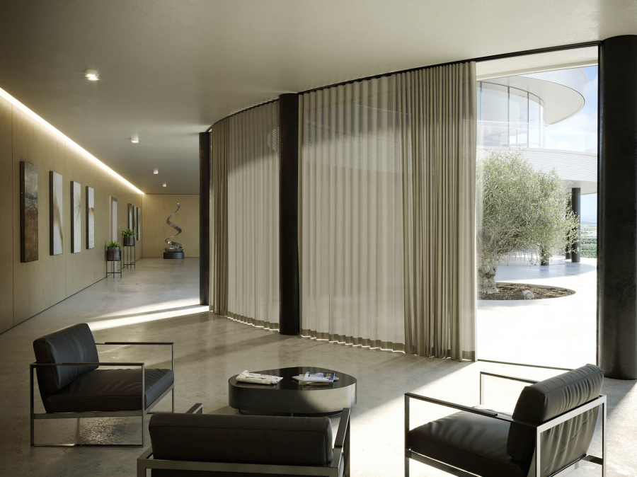Mottura Curtain Systems