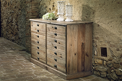 Guarnieri Valeriana Drawers