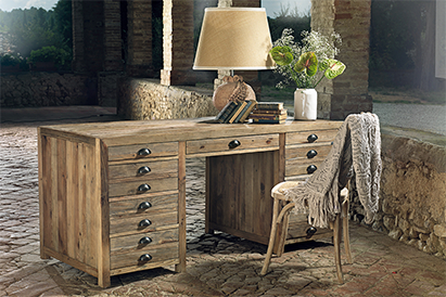 Guarnieri Writing Desk Assenzio