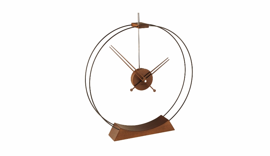 Nomon Aire clock table