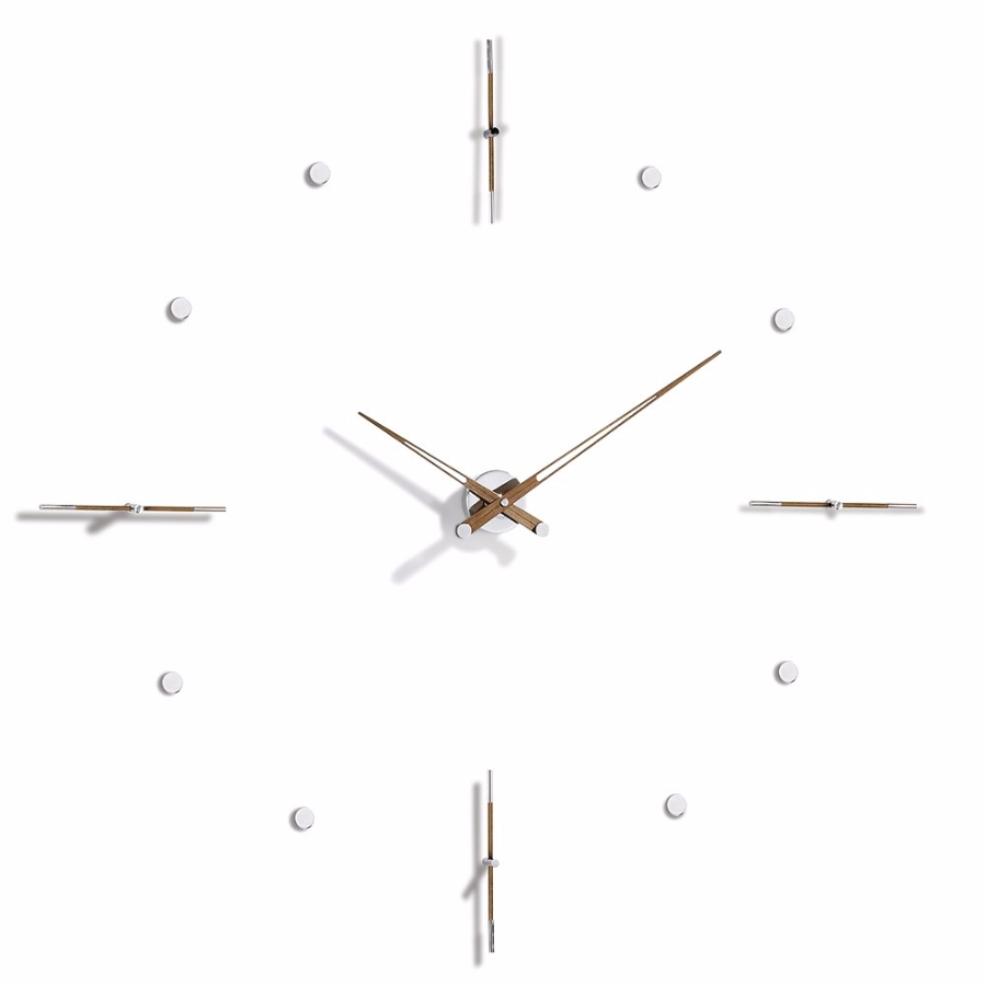 Nomon Mixto clock