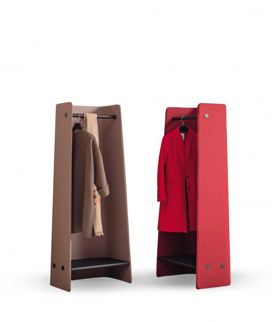 Bonaldo Parentesi coat stand