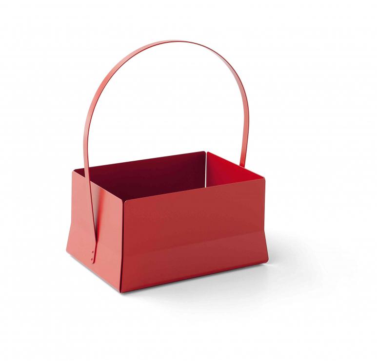 Bonaldo Magazine Bag magazine rack