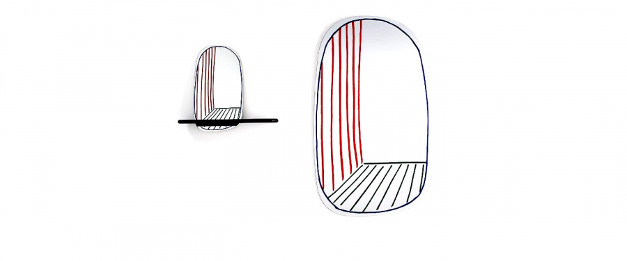 Bonaldo Mirror New Prospective