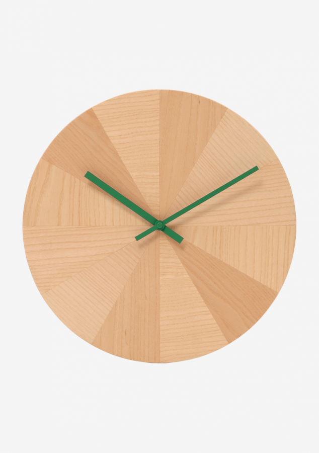 Discipline Pieces of Time Wall Clock