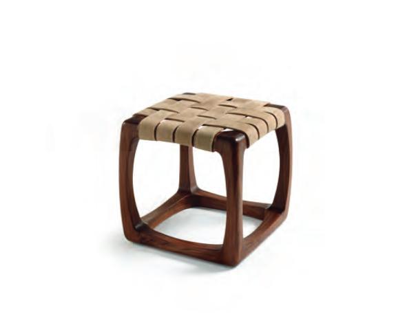 Riva 1920 Bungalow stool