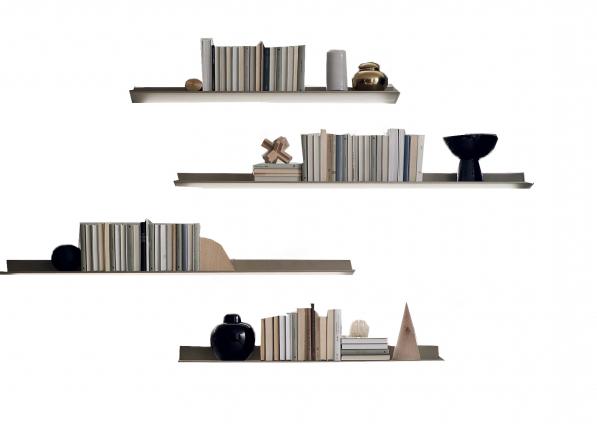 Rimadesio Eos shelves