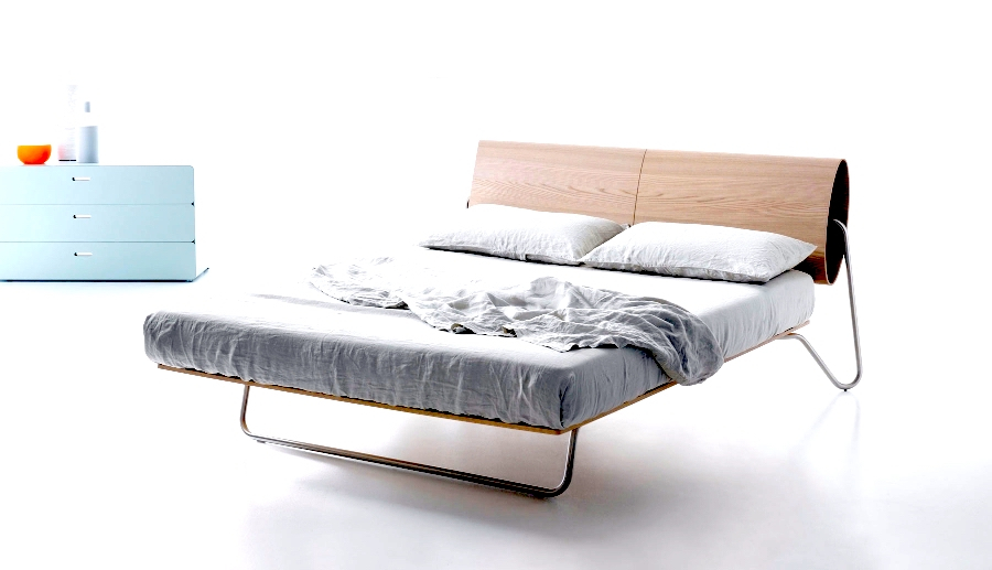 Caccaro Roulè bed