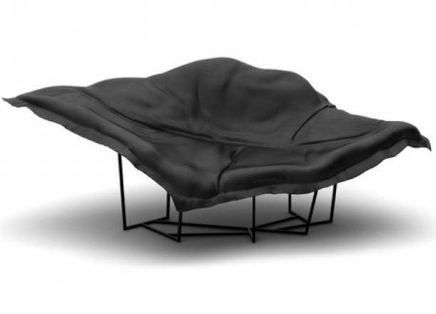 Poliform Chaise Longue Wallace armchair