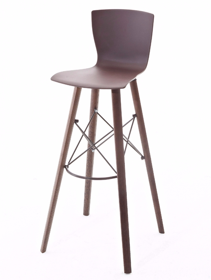 Colico Rap Wood stool