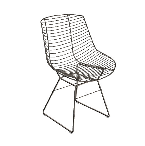 Mdf Italia Flow Filo Outdoor Chair
